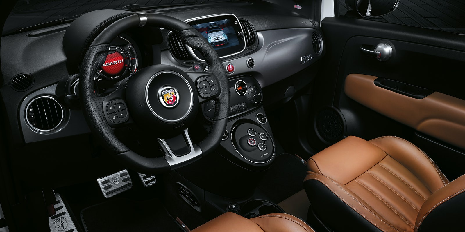 Abarth 595 Review Carwow