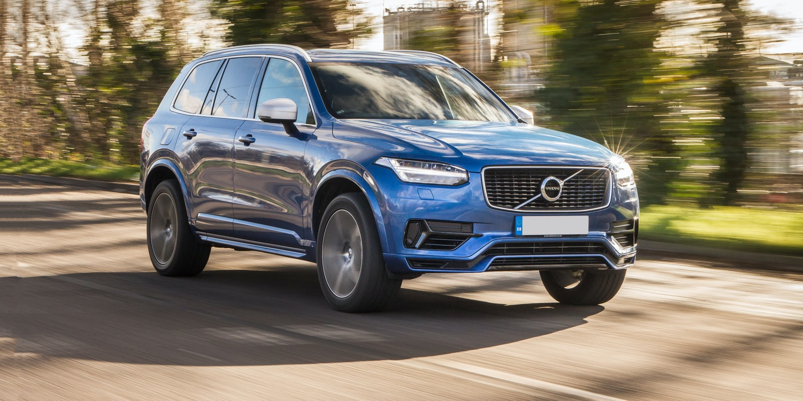 New Volvo Xc90 Review Carwow
