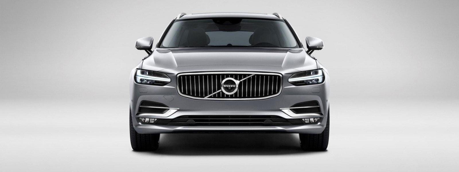 Volvo xc90 turning radius