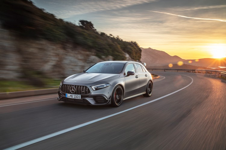 2019 Mercedes Amg A45 Price Specs And Release Date Carwow