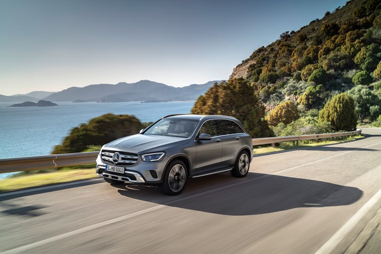 2019 Mercedes GLC price, specs and release date | carwow