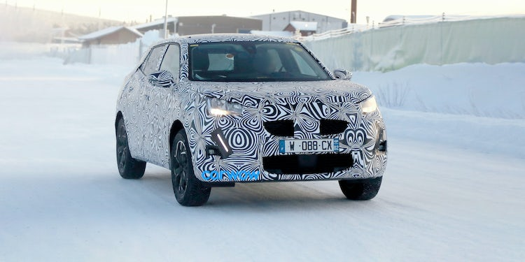 2020 Peugeot 2008 Spotted Carwow