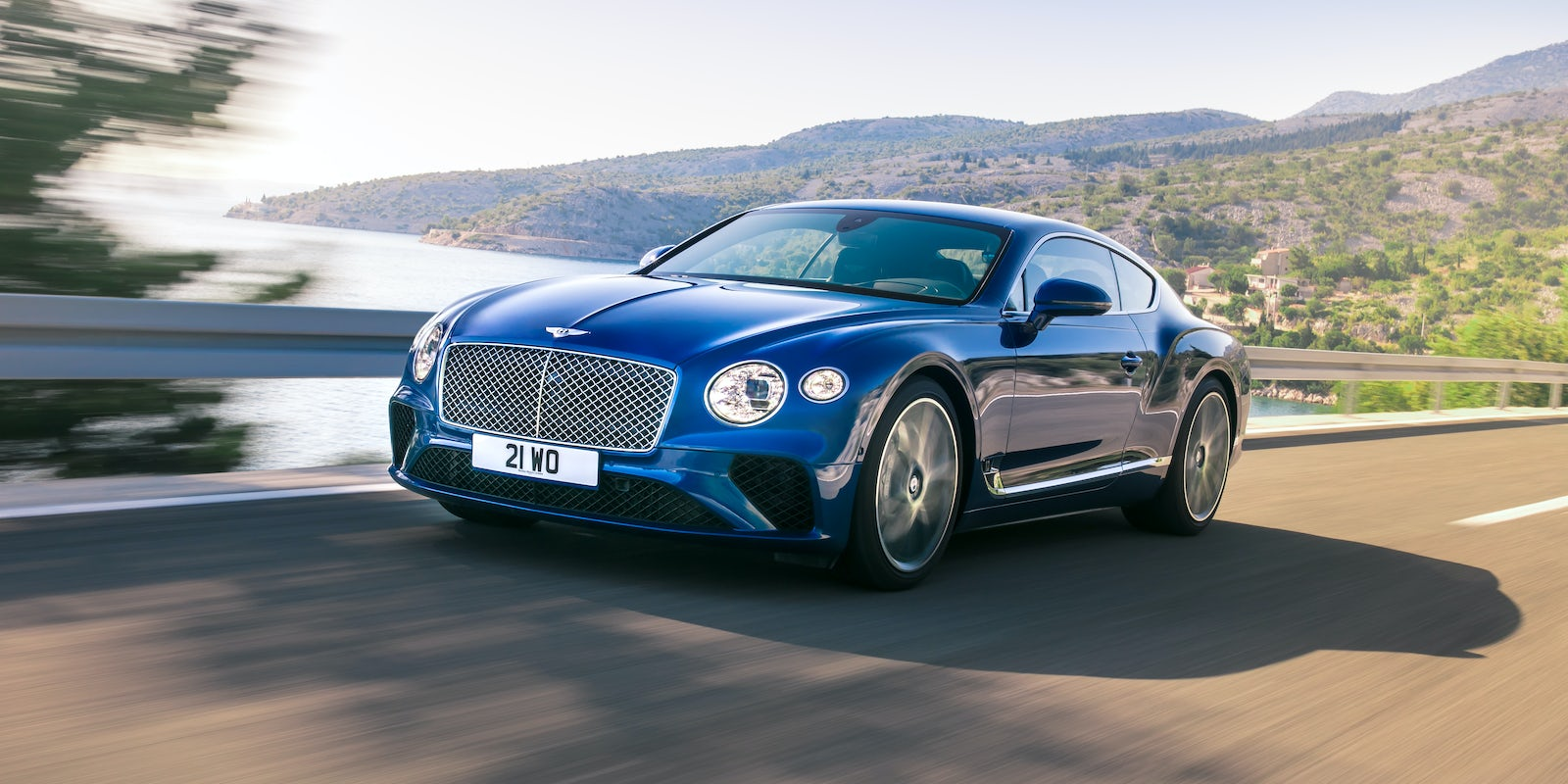 New Bentley Continental Gt Review Carwow