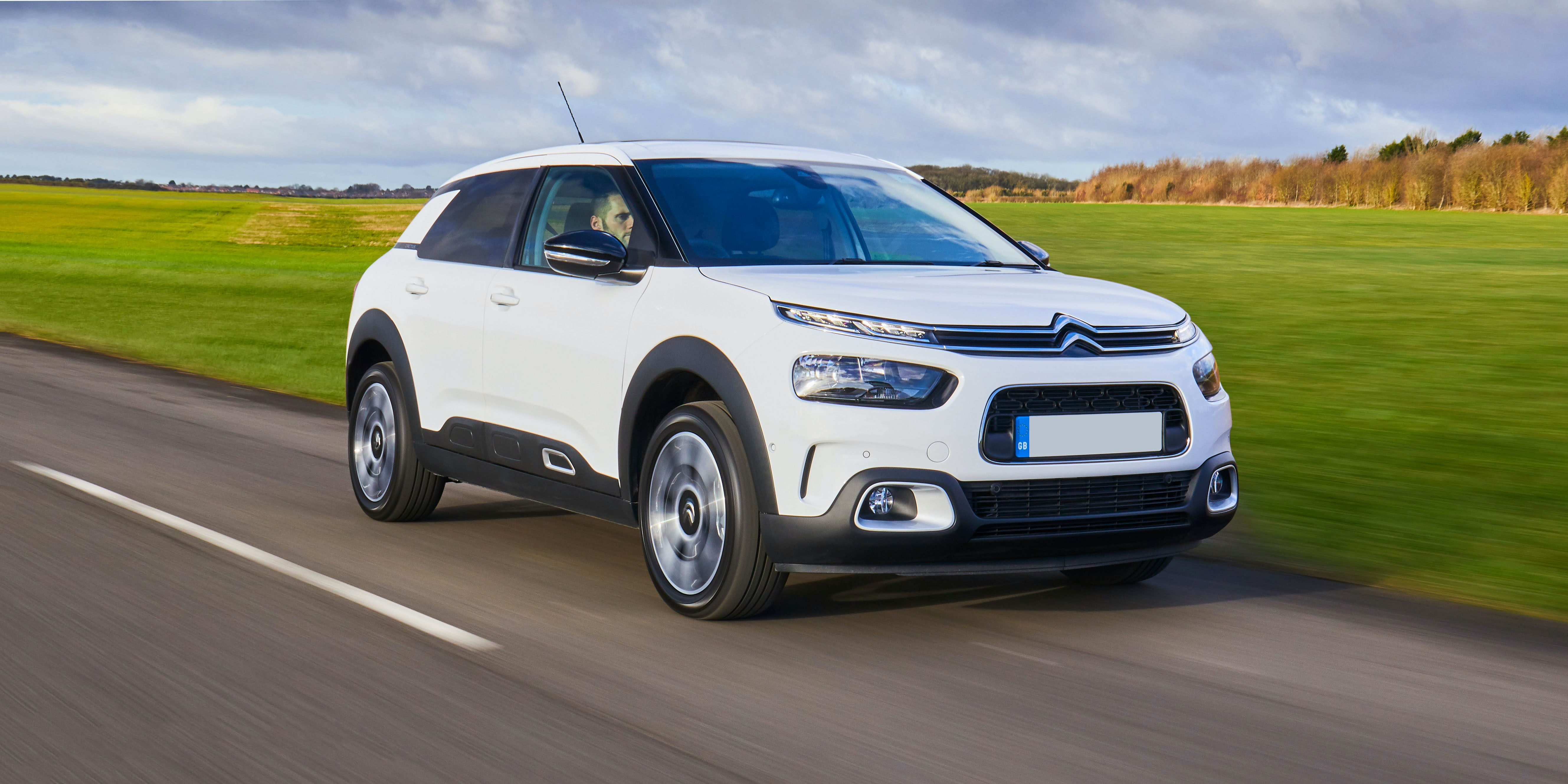 New Citroen C4 Cactus Review Carwow