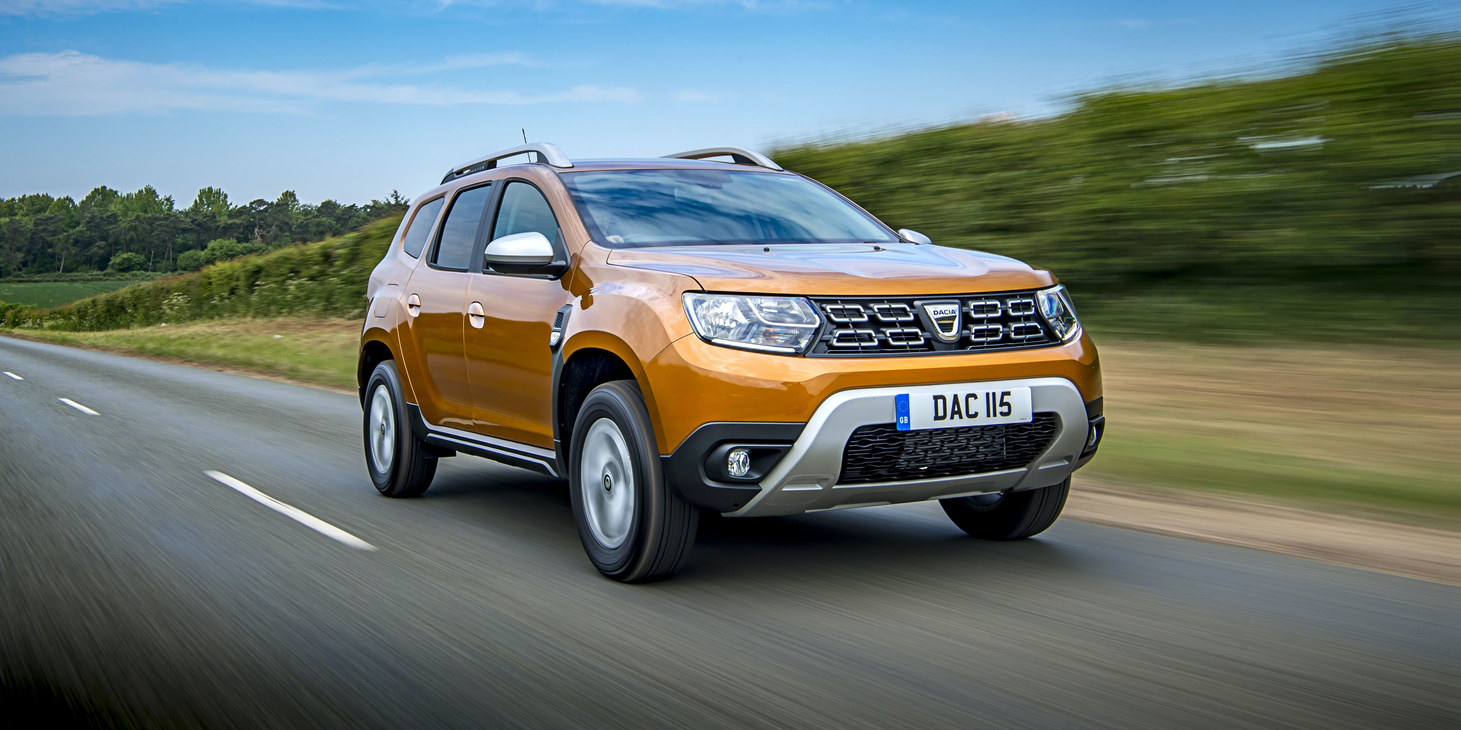 New Dacia Duster Review | carwow