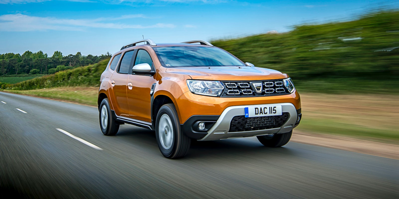 New Dacia Duster Review Carwow