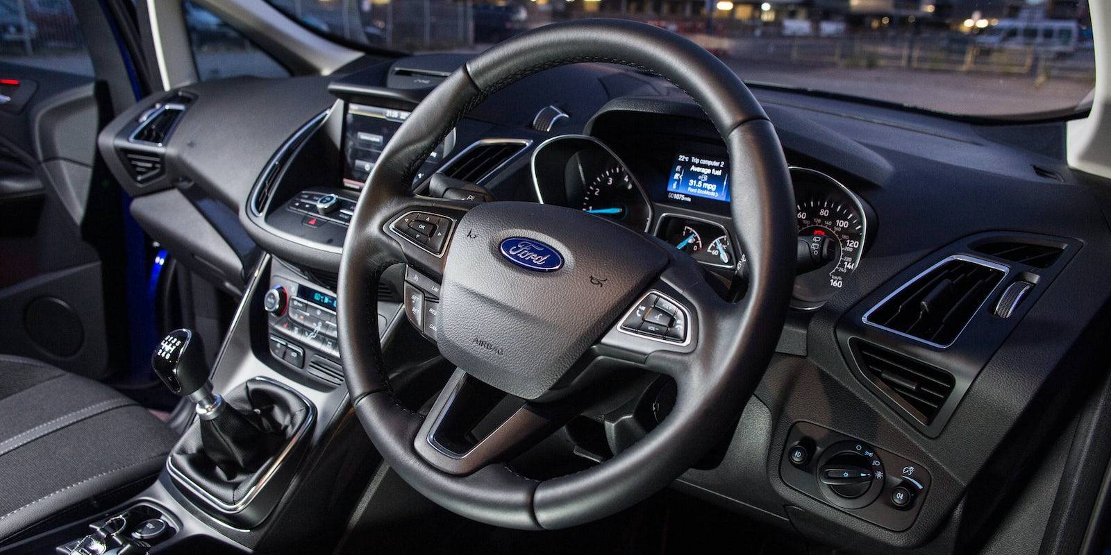 Ford C Max Specifications Carwow