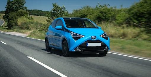 5. Toyota Aygo