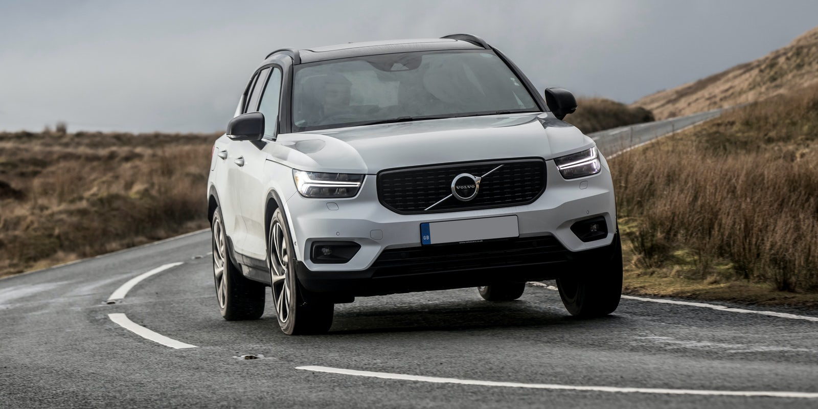 volvo xc40 review | carwow