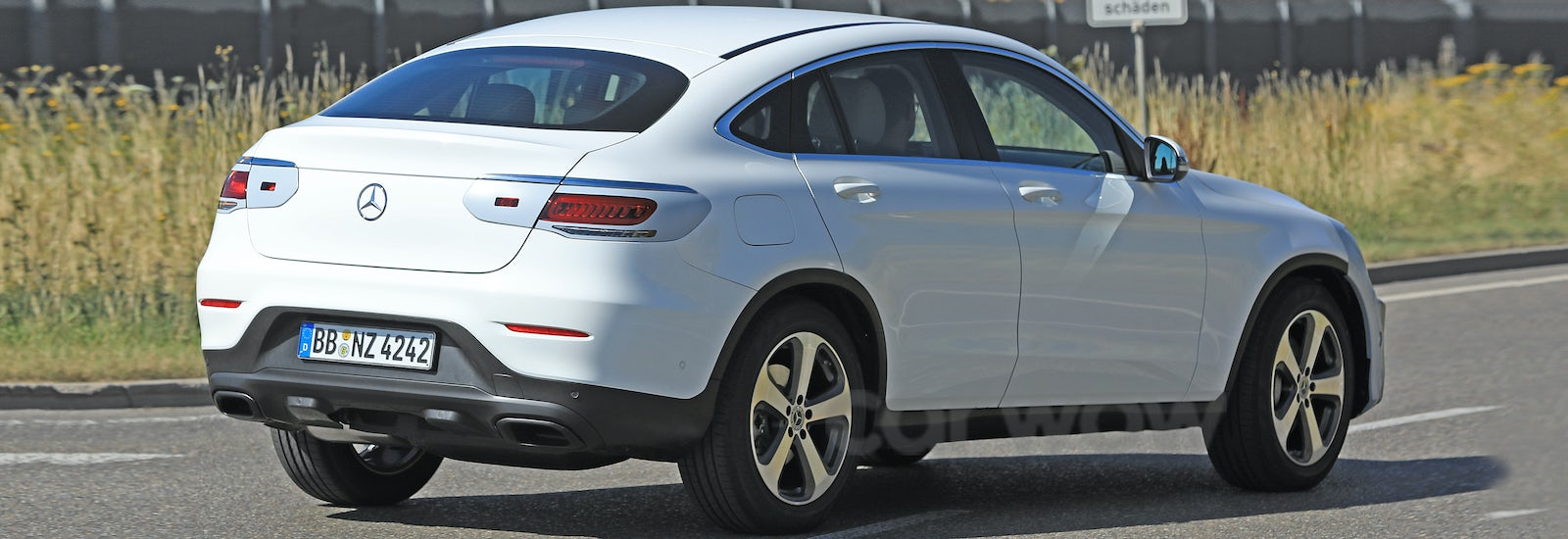2019 mercedes glc coupe suv price specs and release date. Black Bedroom Furniture Sets. Home Design Ideas