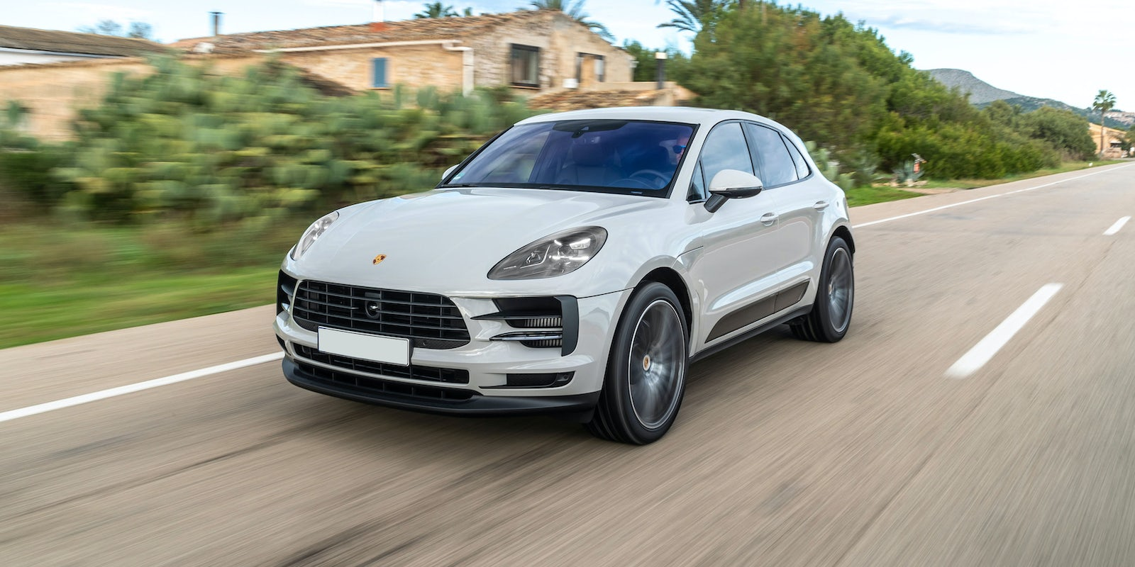 New Porsche Macan Review Carwow