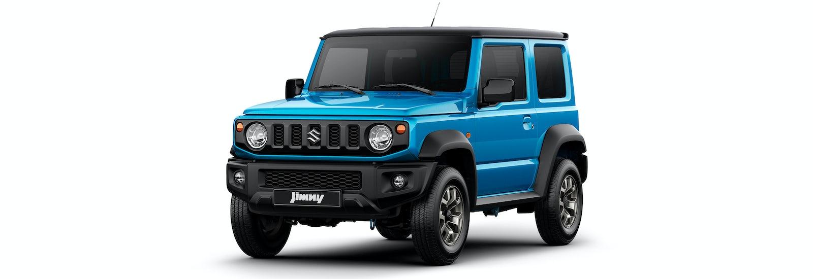 Suzuki Jimny Price Specs And Release Date Carwow
