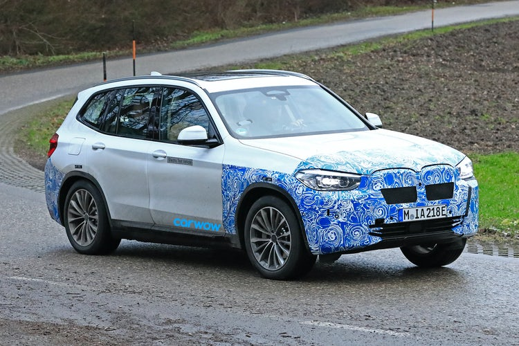 2020 Bmw Ix3 Price Specs And Release Date Carwow