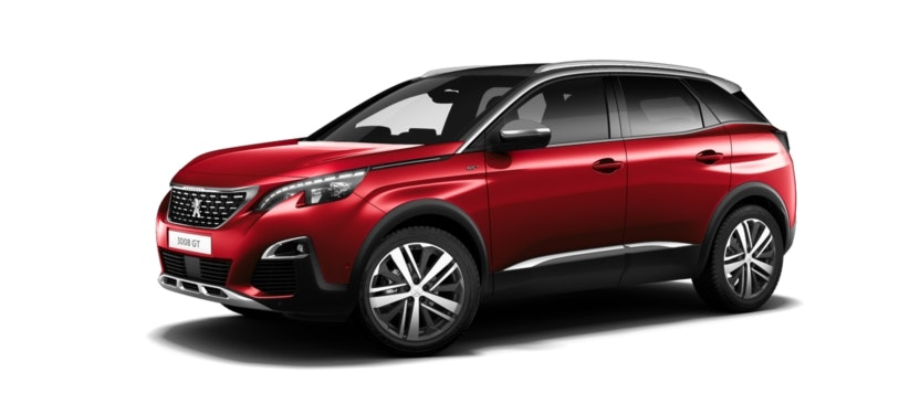 Metallic Car Paint Colours >> Peugeot 3008 colours guide and prices | carwow