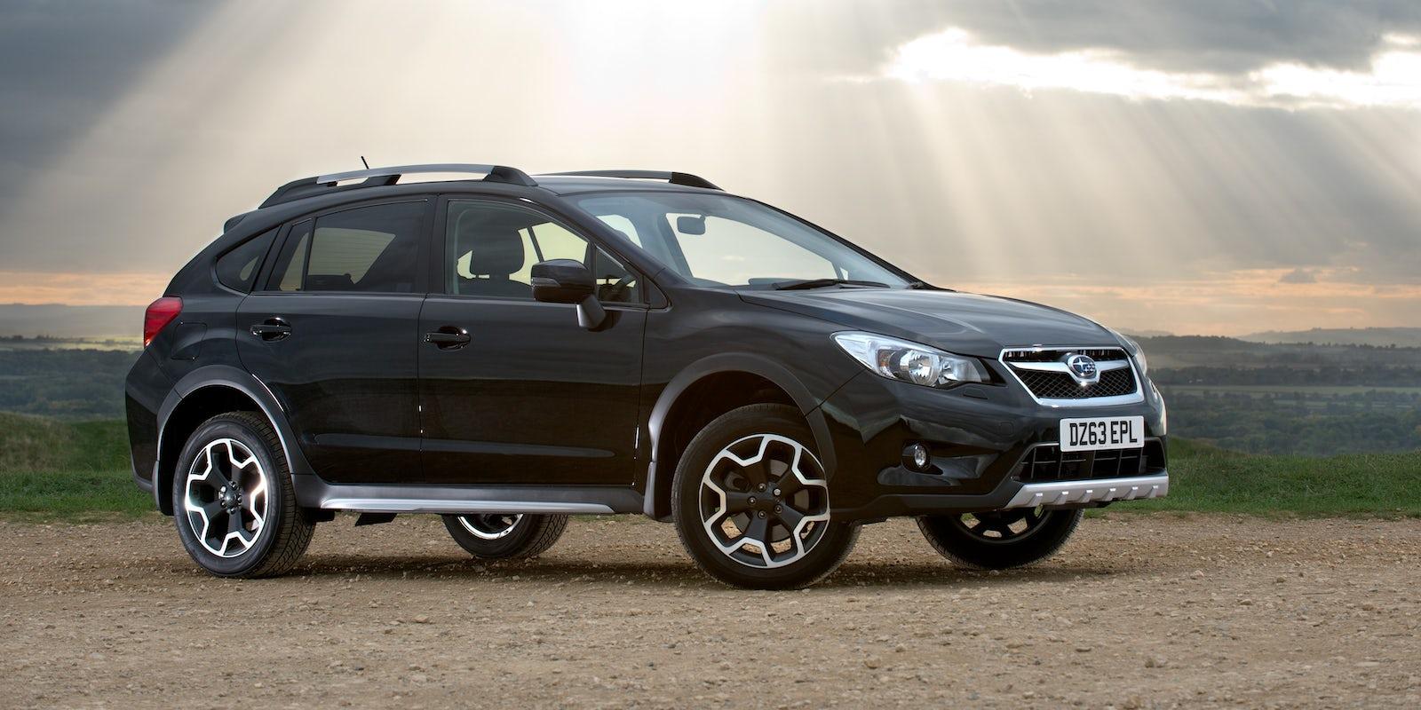 New Subaru Xv Review Carwow