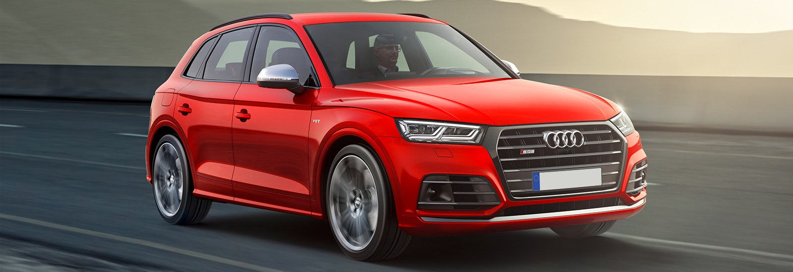 Audi Sq5 Shown Throughout Rs Q5 Will Look Even Sportier When It Arrives