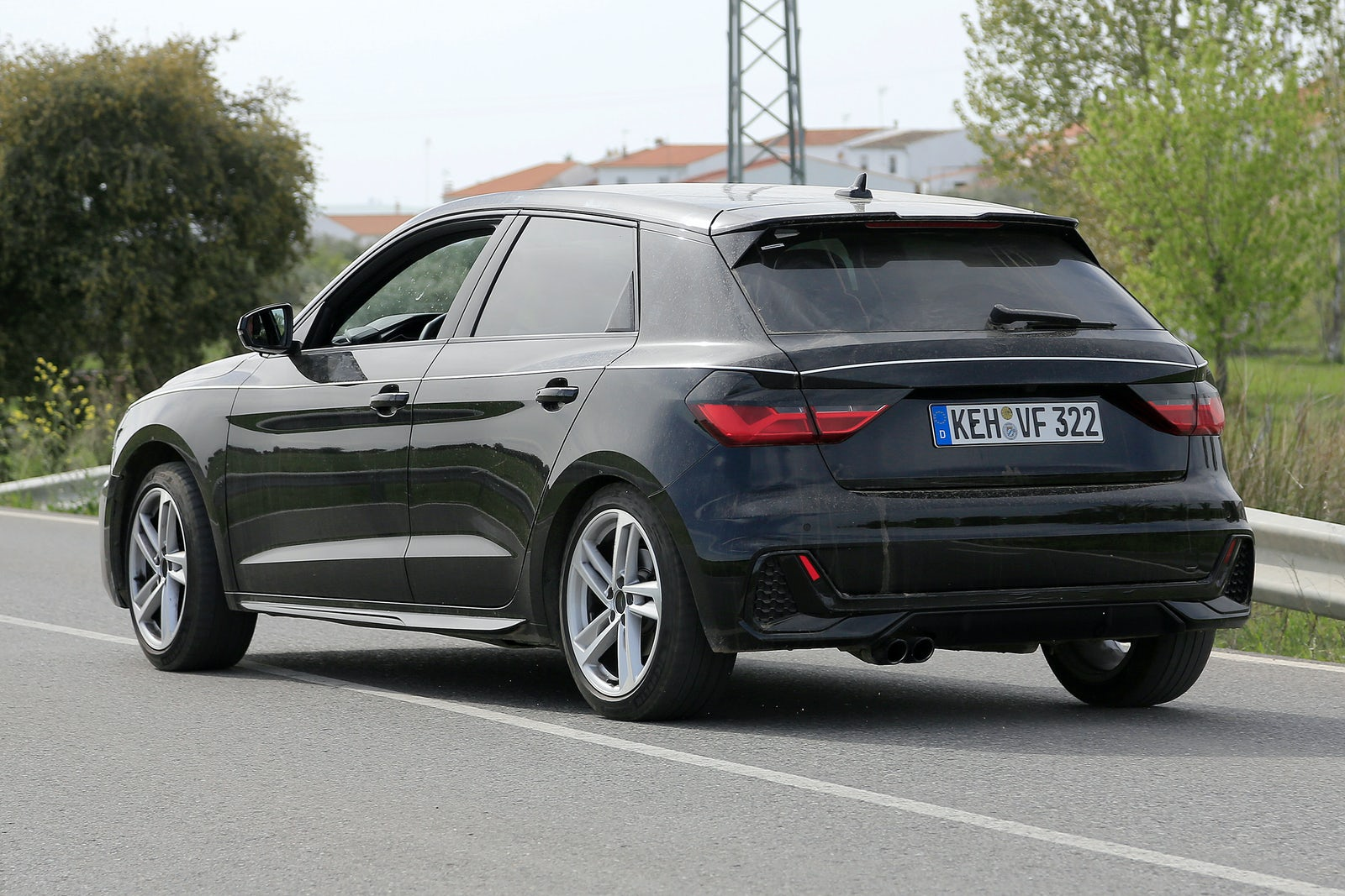 2019 audi a1 price specs and release date carwow. Black Bedroom Furniture Sets. Home Design Ideas