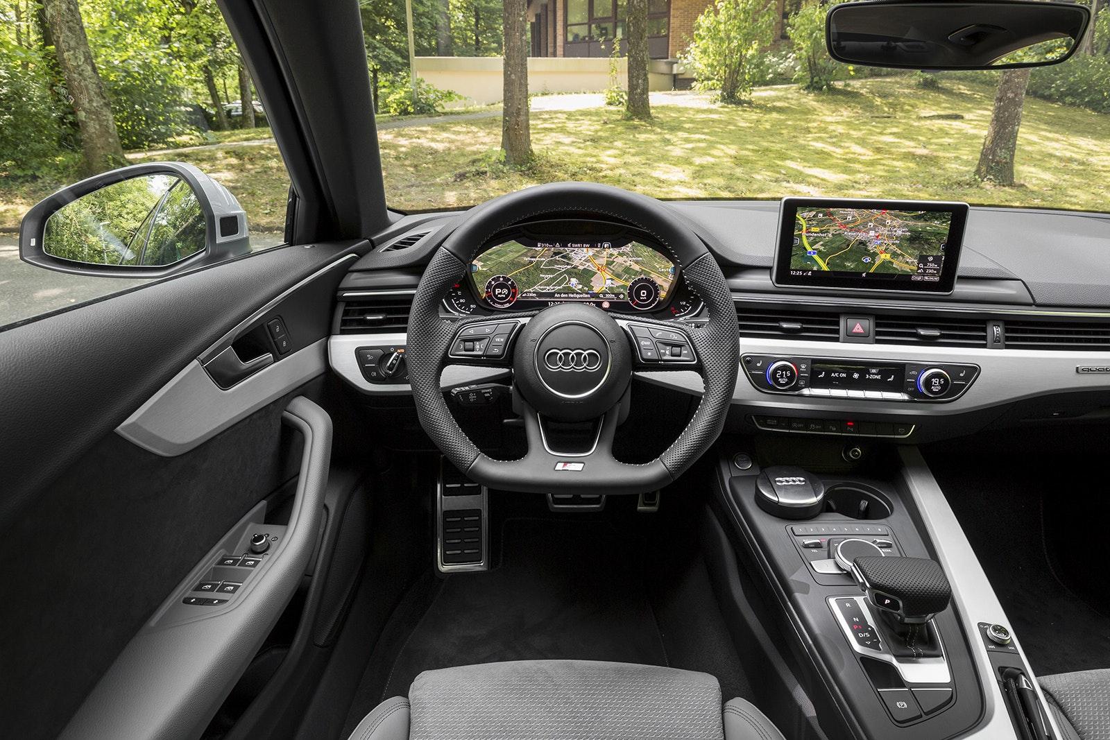 Audi A4 Avant Review | carwow