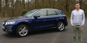 New Audi Q Review Carwow - Audi q5 reviews