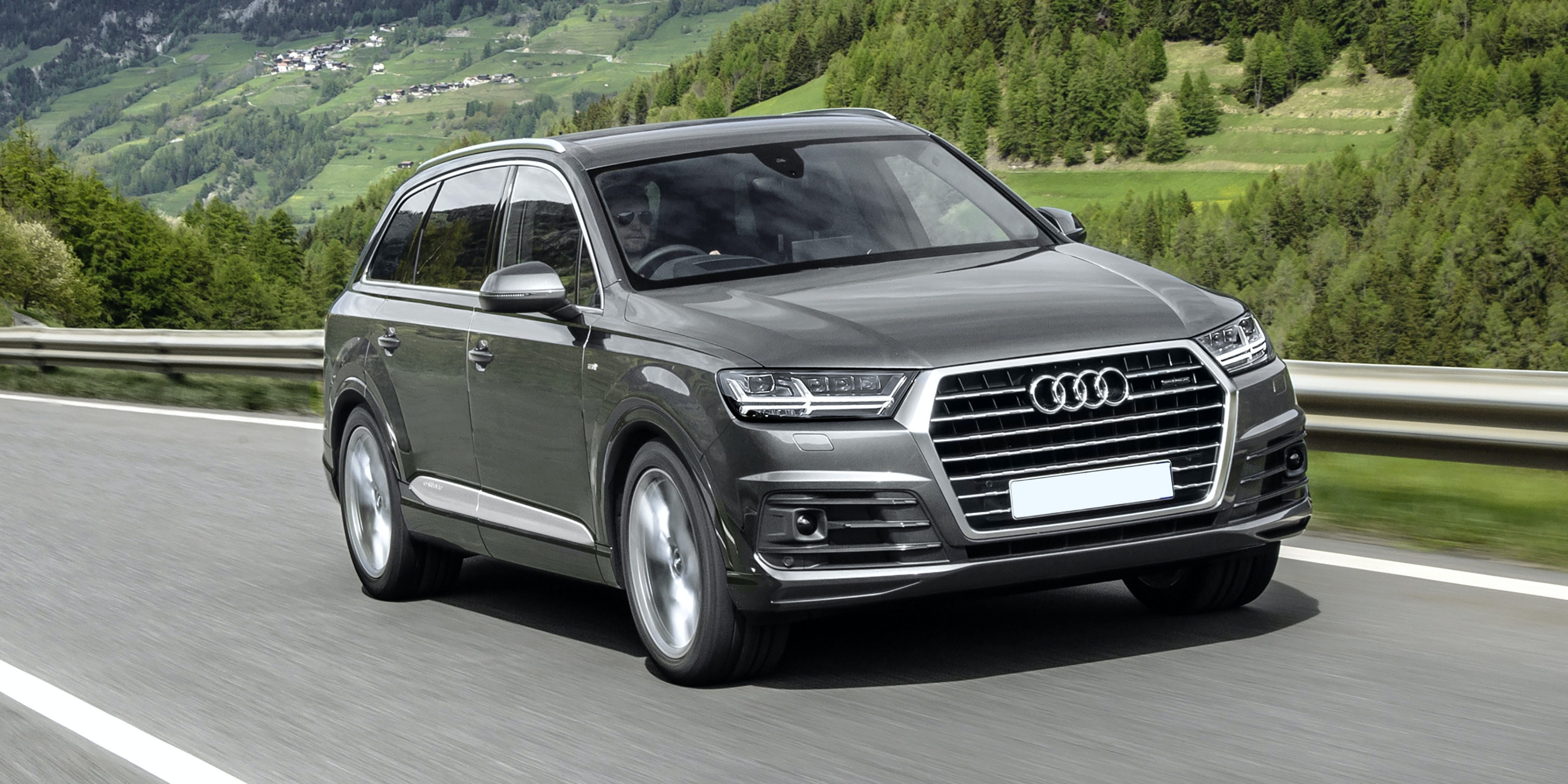 Audi Q7 Review Carwow