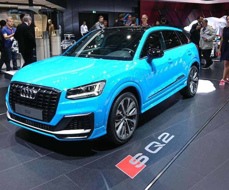 2018 Audi Sq2 Price Specs And Release Date Carwow