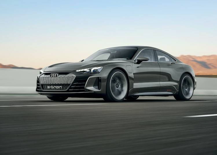 Audi E Tron Gt Price Specs And Release Date Carwow