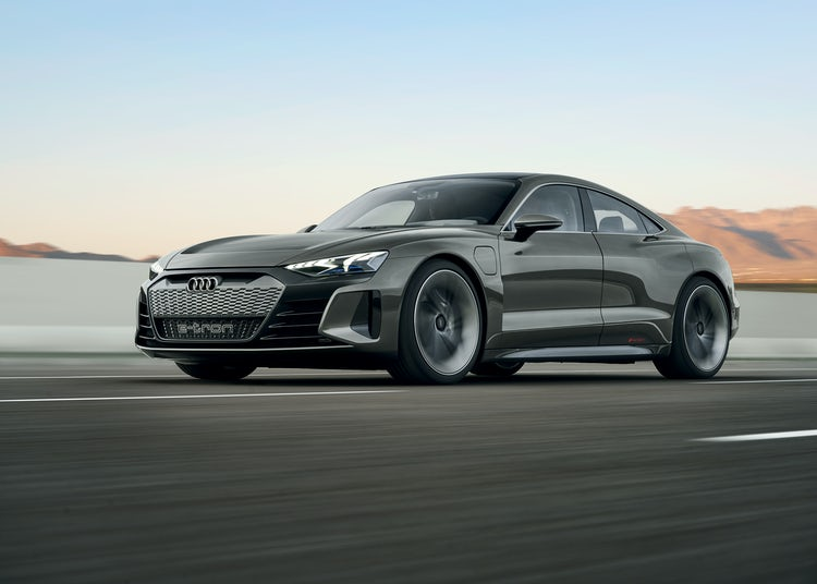 Audi E Tron Gt Price Specs And Release Date