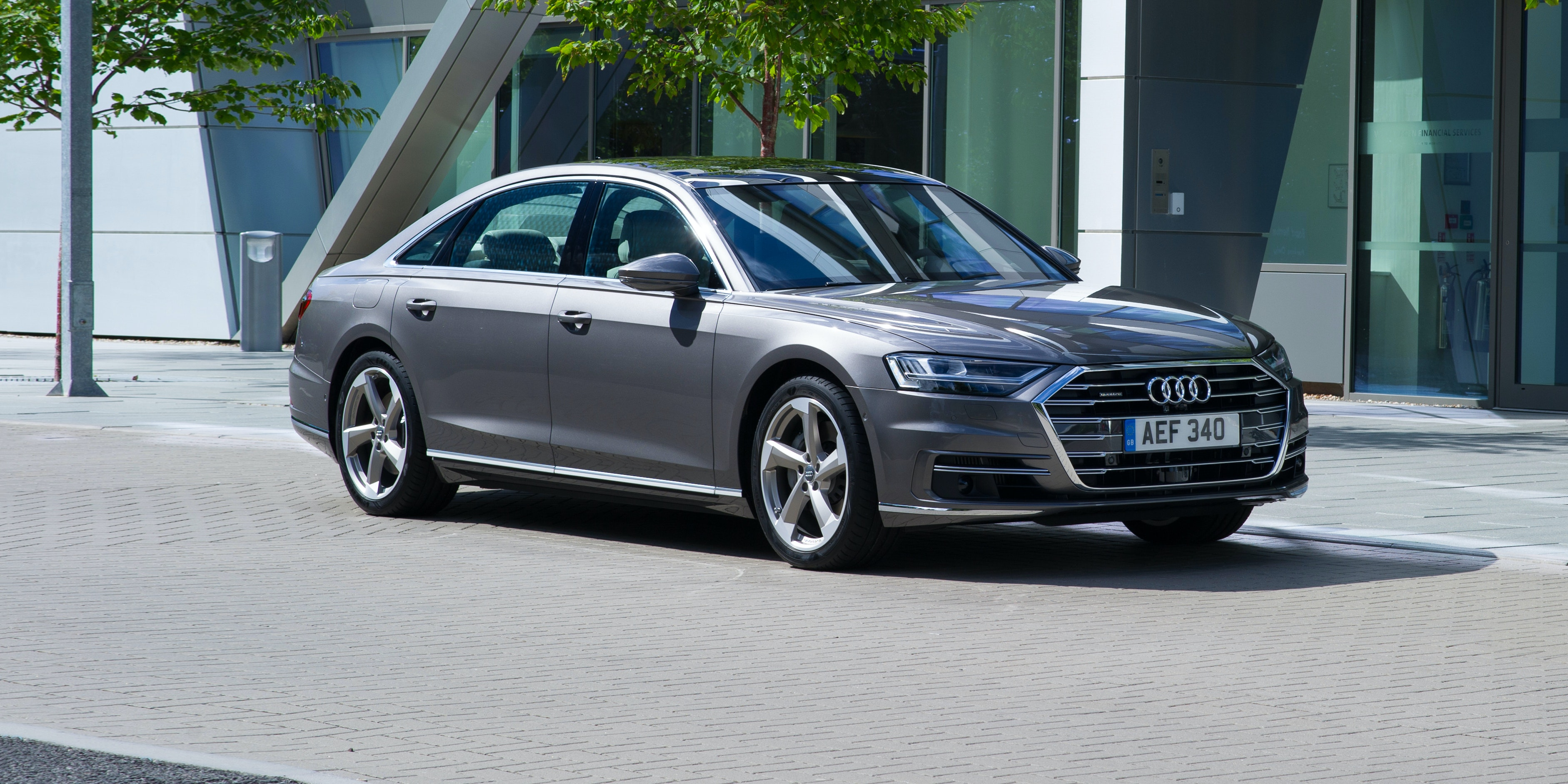 New Audi A8 Review | Carwow