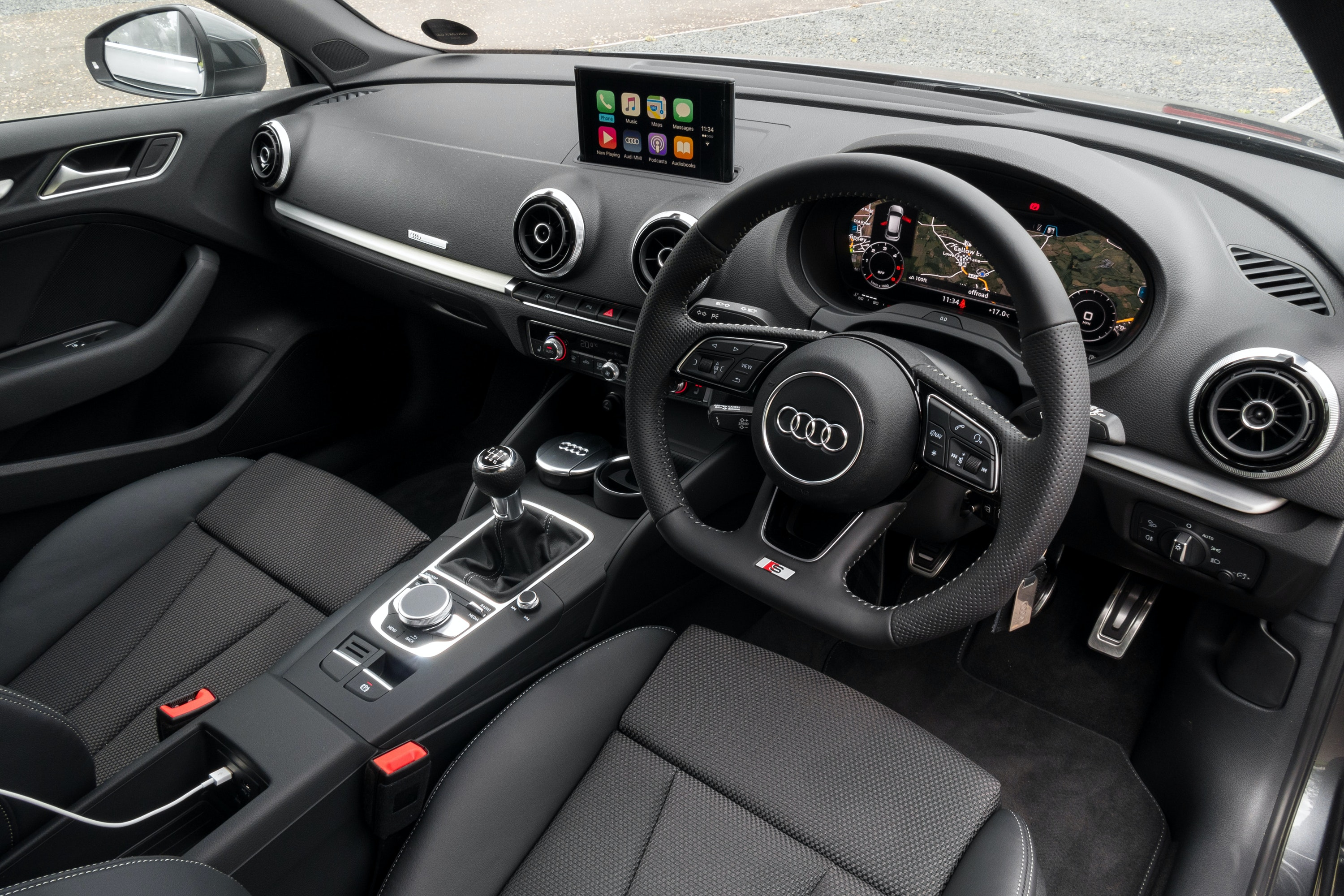New audi rs3 price uk
