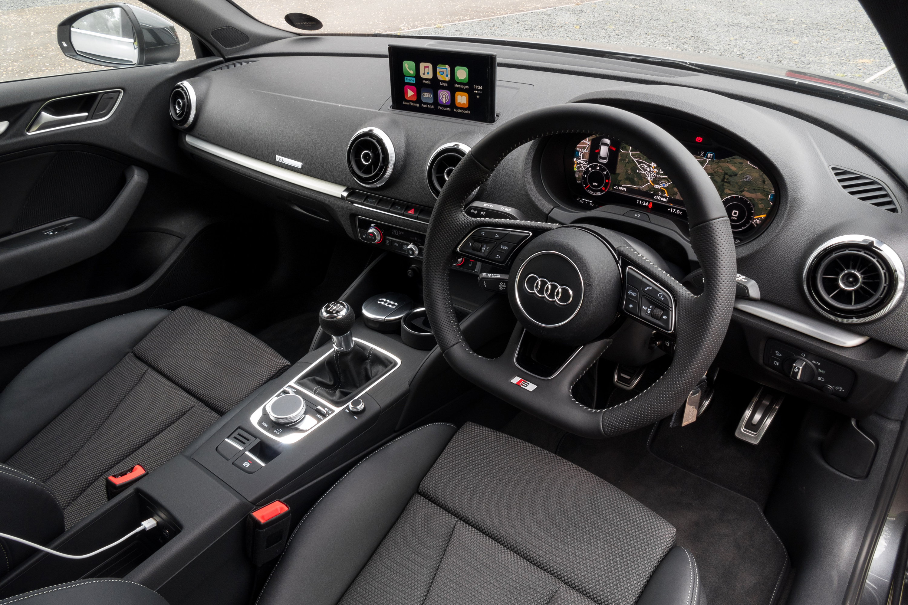 audi a3 sportback interior   infotainment carwow bmw 3 series manual transmission for sale bmw 3 series manual download