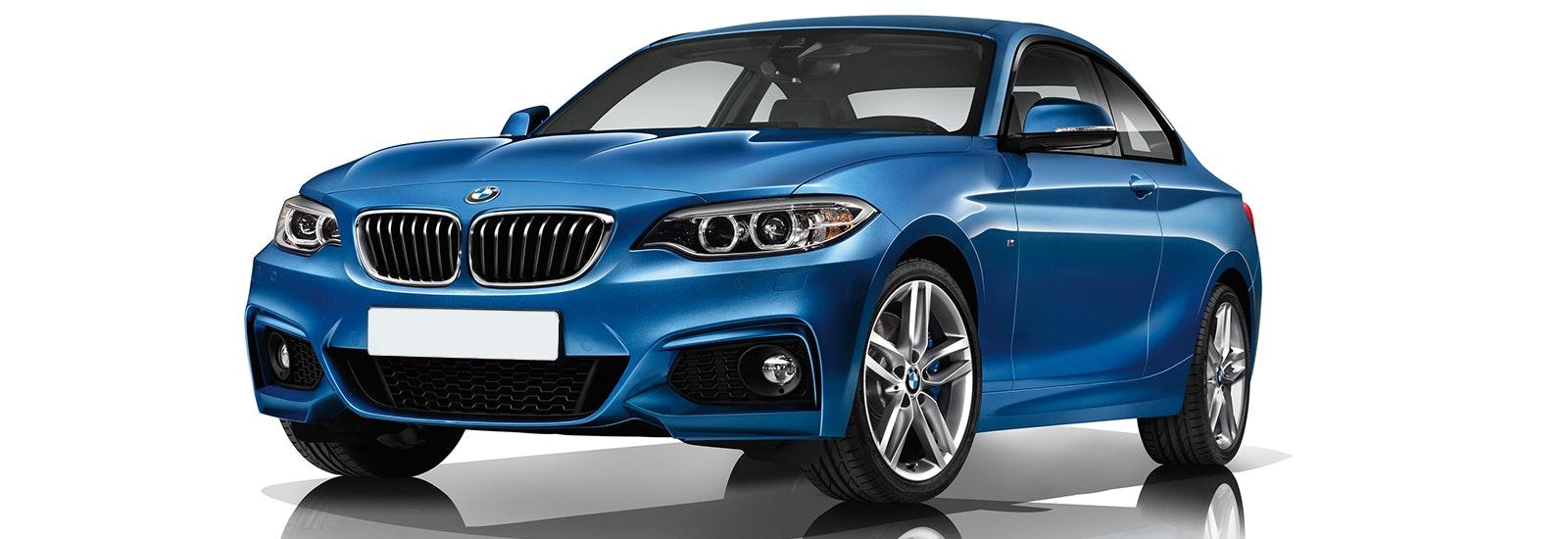 BMW 2 Series 218d U2013 65.7mpg