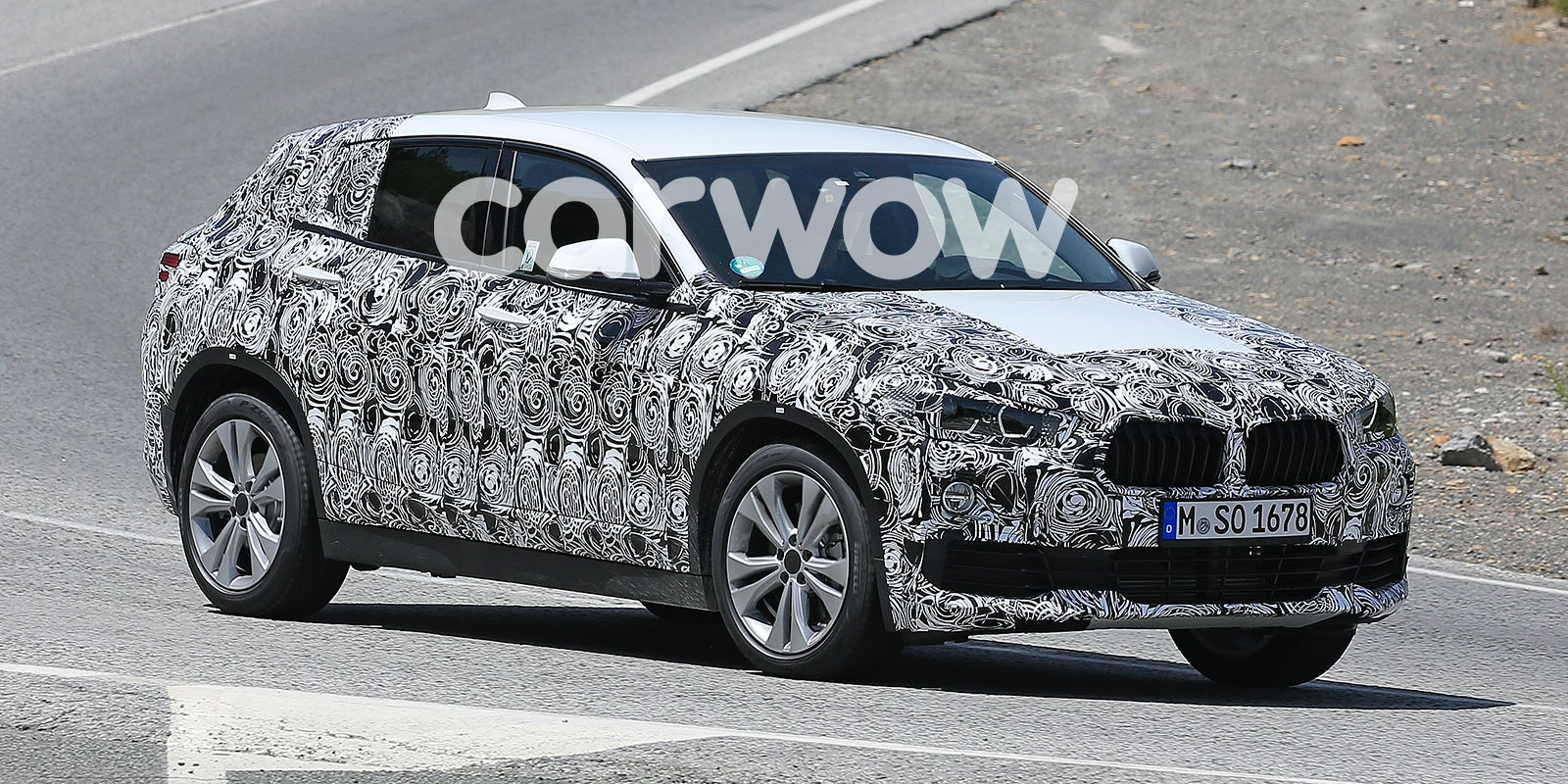 New bmw 8 series price specs release date carwow - Spy Shots Of Cars This Image Has Been Optimized For A Calibrated Screen With A Gamma Of 2 2 And A Colour Temperature Of 6500 K