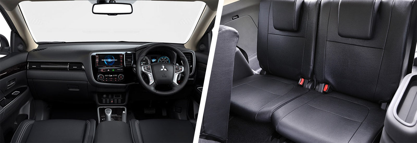 Mitsubishi Outlander & PHEV sizes & dimensions | carwow