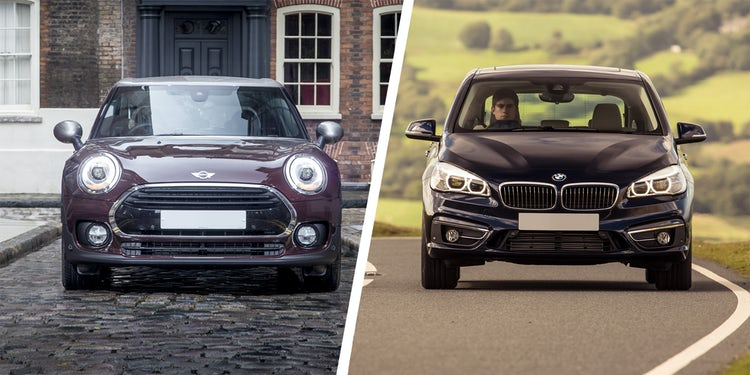 New Four Wheel Drive Mini Clubman And Bmw 2 Series Active Tourer