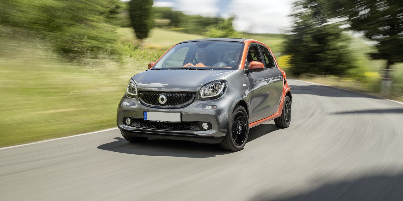 new smart forfour review carwow. Black Bedroom Furniture Sets. Home Design Ideas
