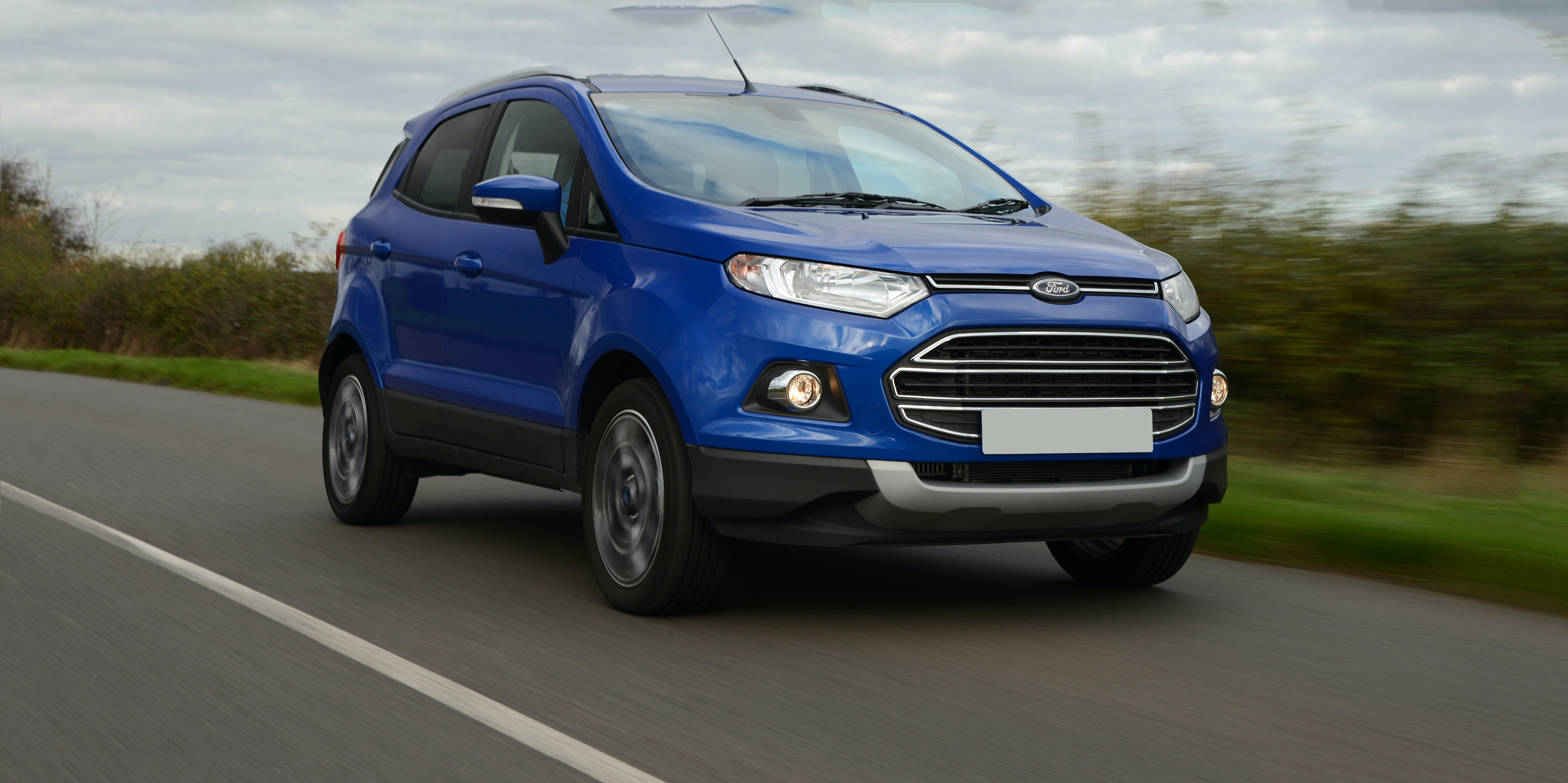 ford ecosport review carwow