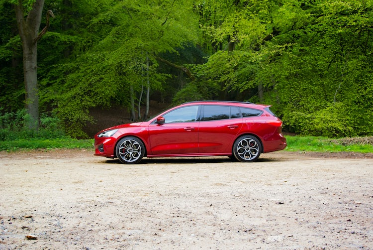 Living With Ford Focus St Line X Carwow