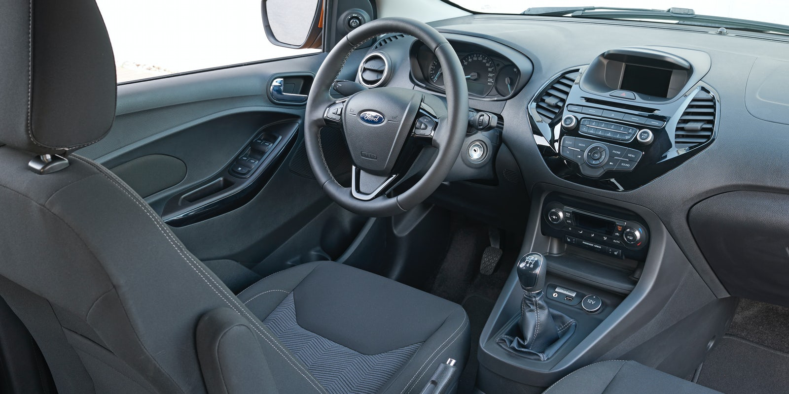 Ford ka specifications carwow - Interior ford ka ...