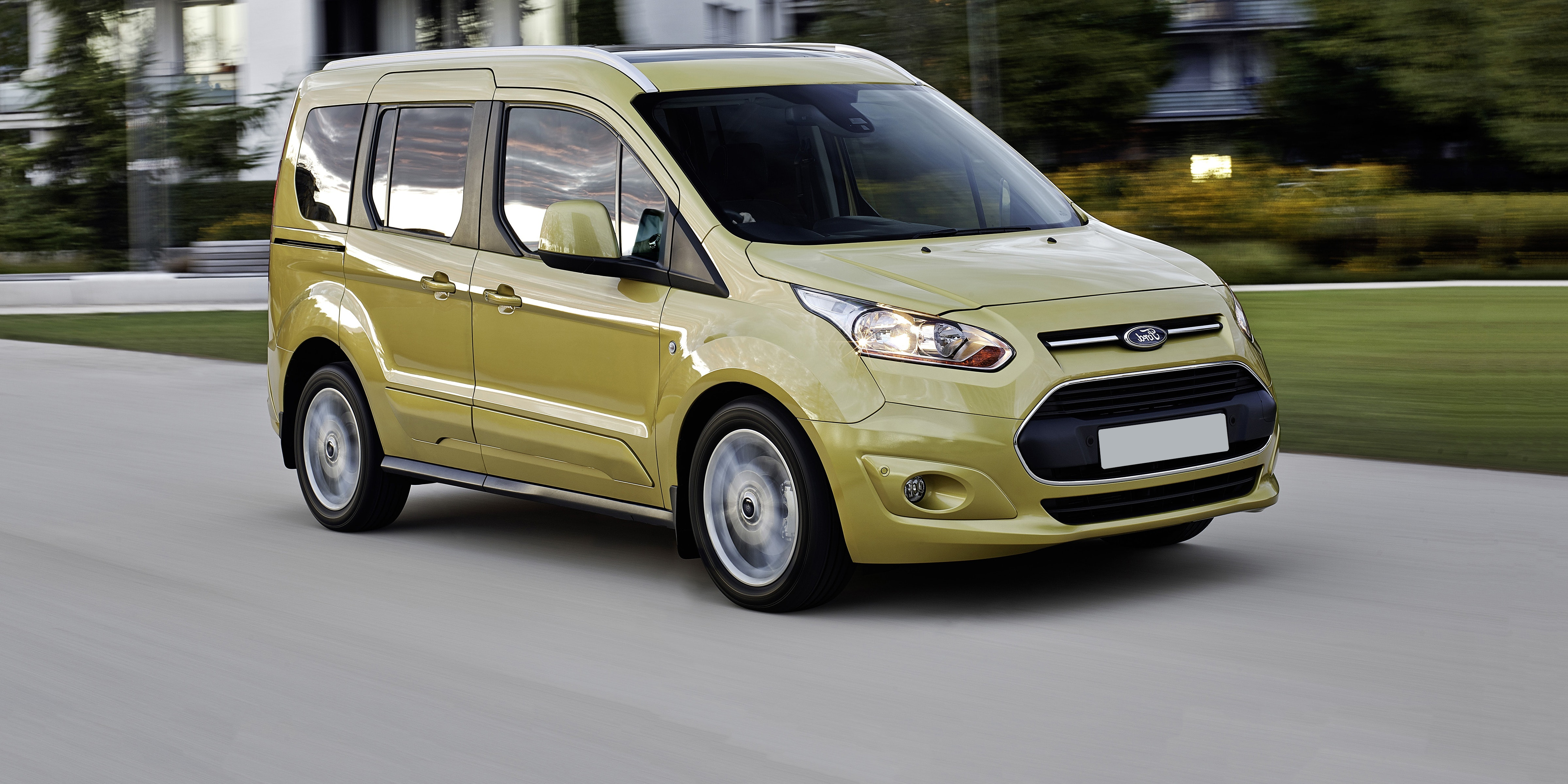 Ford Tourneo Connect Review Carwow