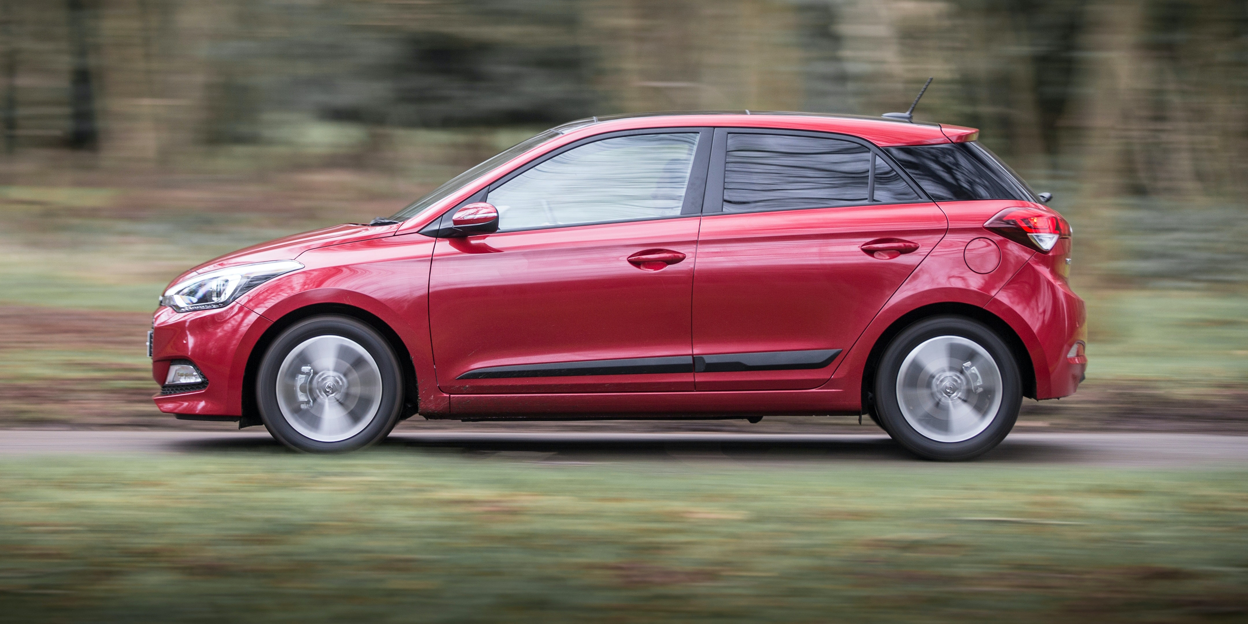 Hyundai I20 Review Carwow