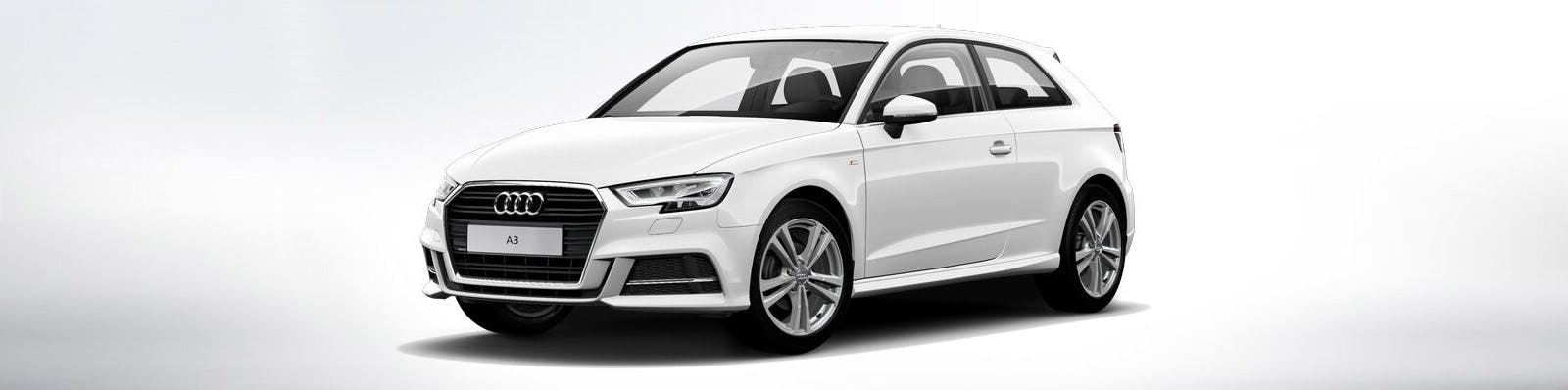 Audi A3 Sportback Saloon & Cabriolet colours guide   carwow