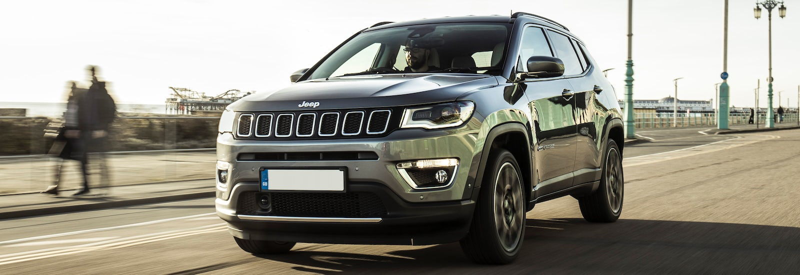 2018 jeep compass price specs and release date carwow. Black Bedroom Furniture Sets. Home Design Ideas