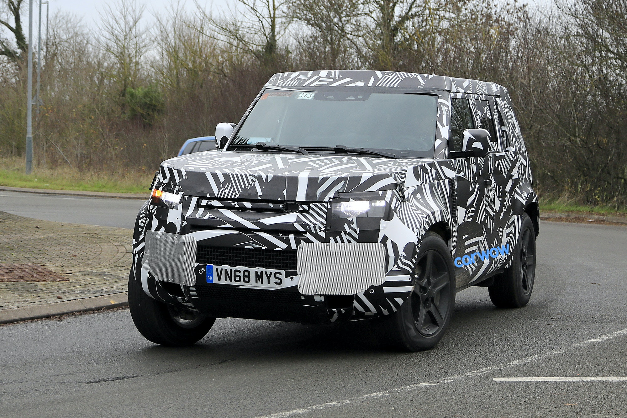 2020 Land Rover Defender Price Specs And Release Date Carwow