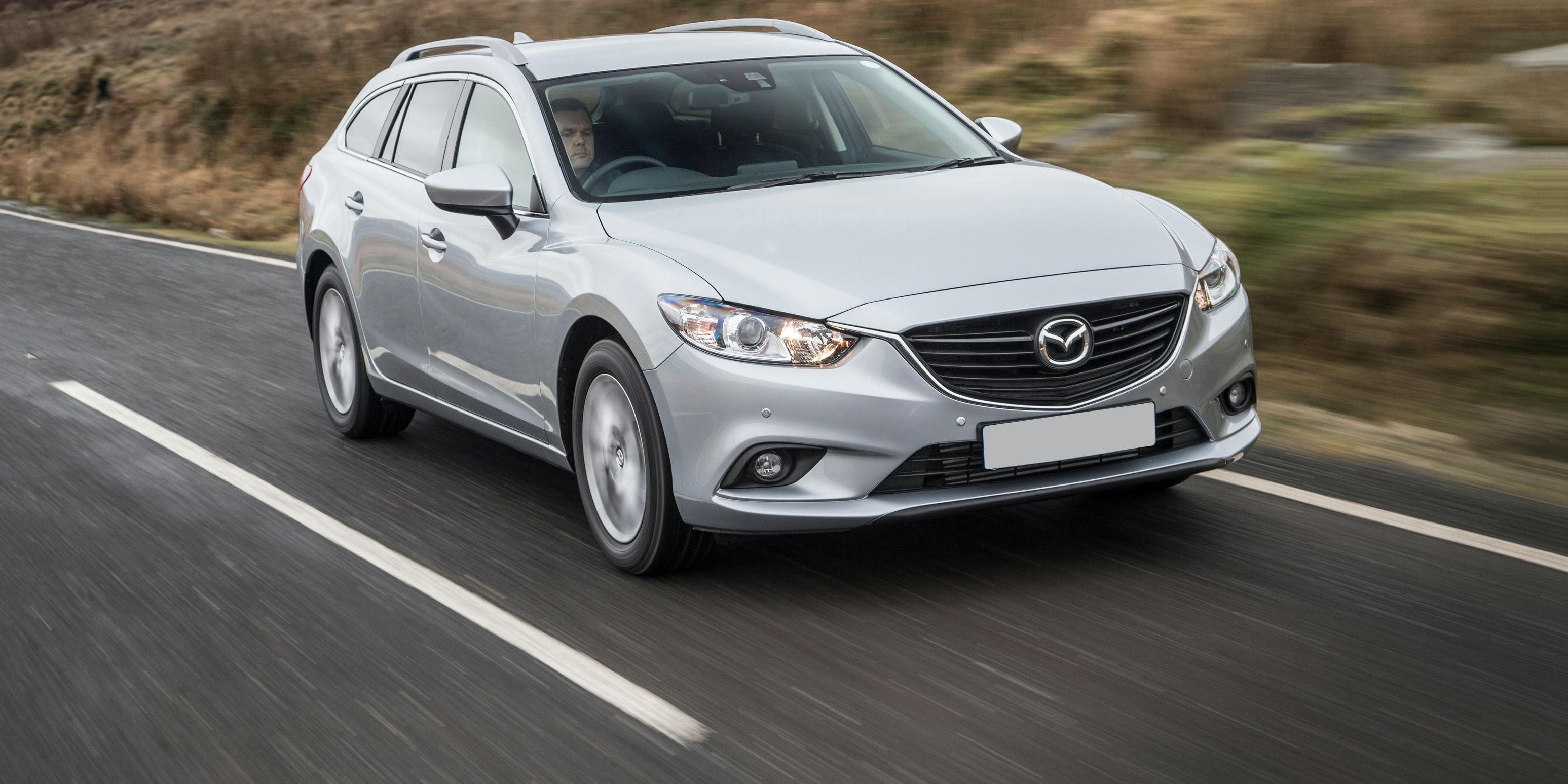 Mazda deals uk