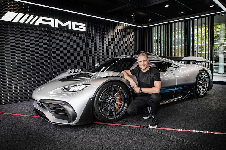 Mercedes Has Christened Its New Formula 1 Car For The Road Amg One It Packs A 000hp Punch And More Aero Tech Than Nestle Factory