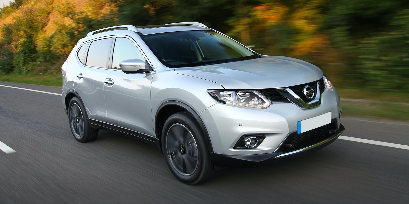 Nissan X-Trail (2014-2017) Review | carwow