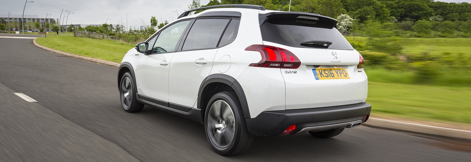 peugeot 2008 size and dimensions guide | carwow