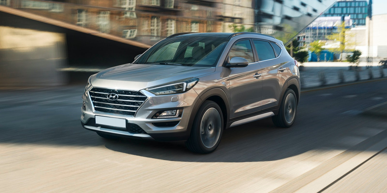 New Hyundai Tucson Review | carwow