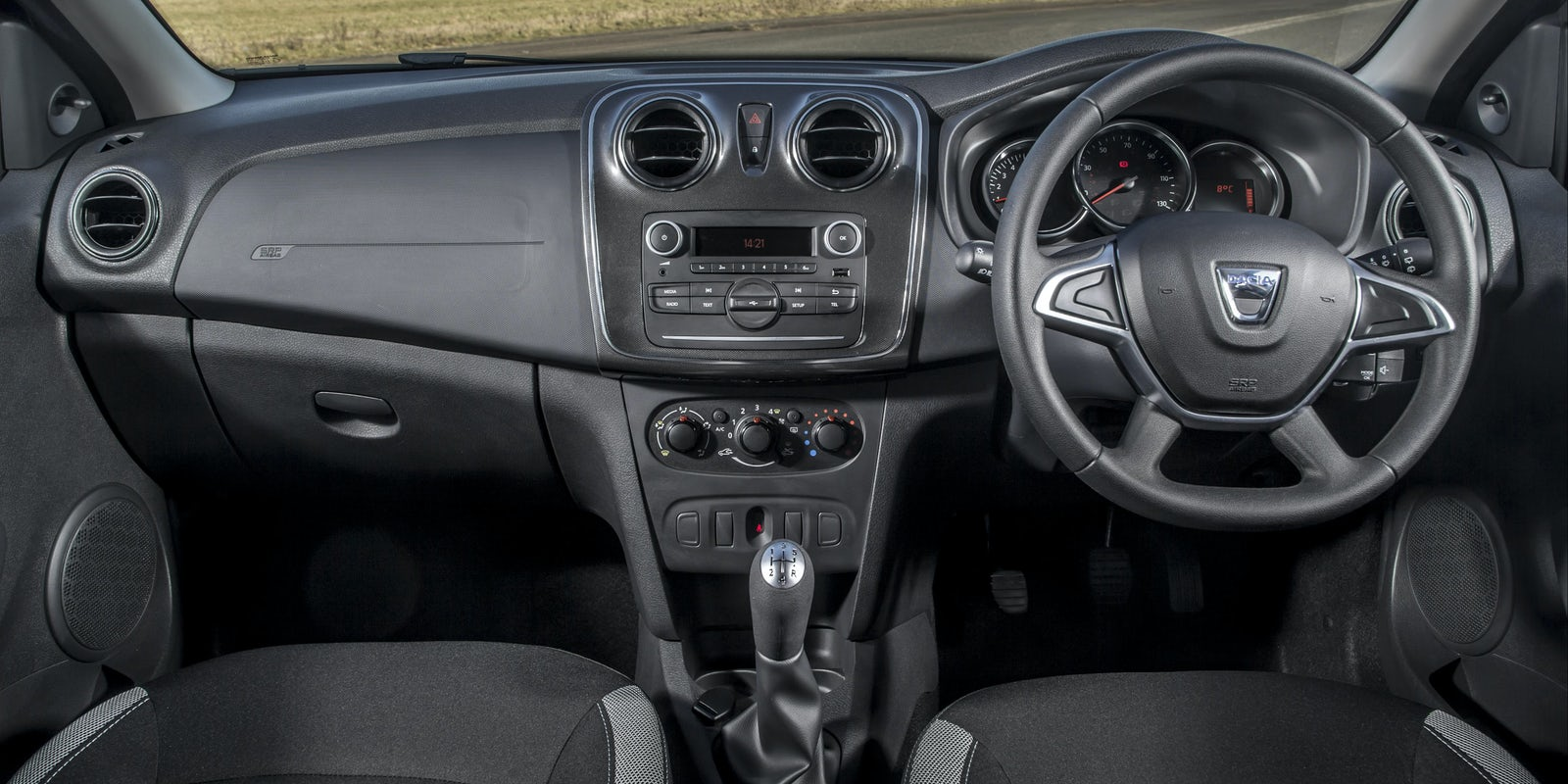 Dacia Sandero Stepway Interior & Infotainment | carwow