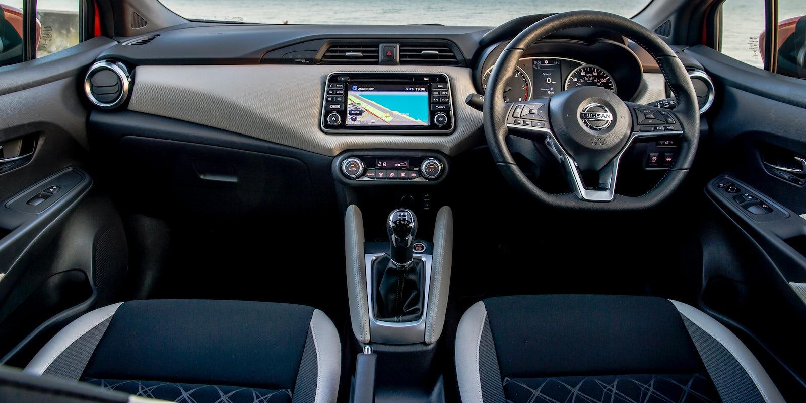 Nissan Micra Interior & Infotainment   carwow